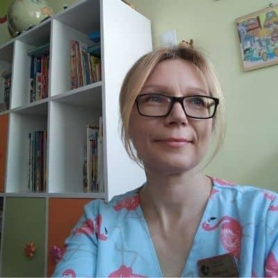 Beata Brzezinska Nauczyciel