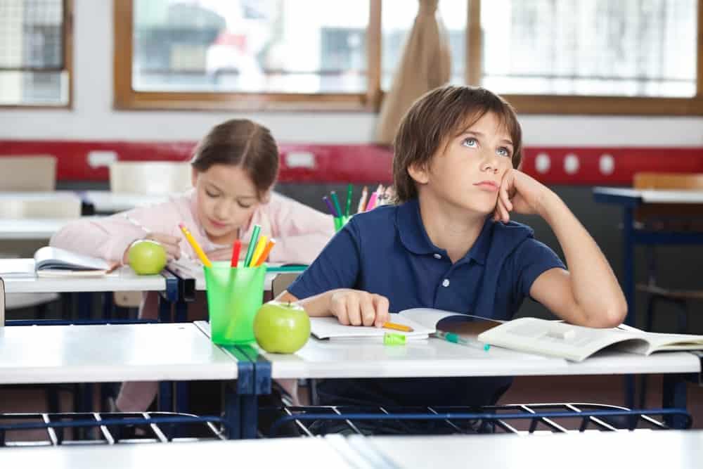 Pomoc Dziecku Klopoty z Koncentracja